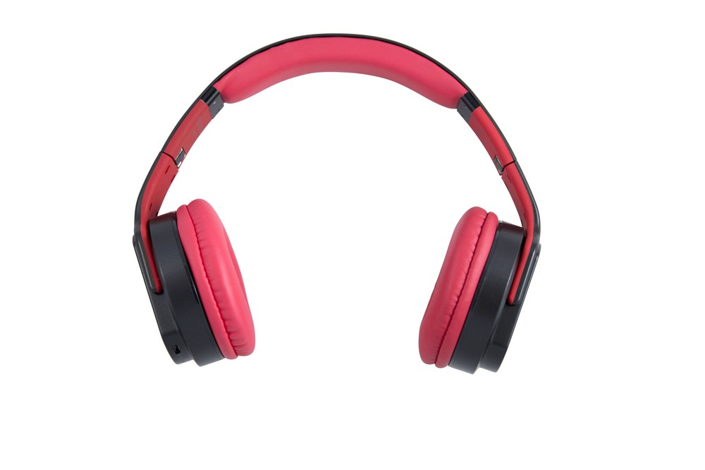 Teknmotion Flipsoundz Bluetooth Headset Flip Out Speaker Red