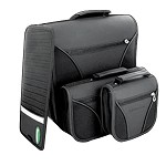 4 Piece CD/DVD Storage Case Combo