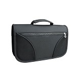 64 CD/DVD Carry Case Black