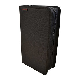 96 Disc Wallet - Black