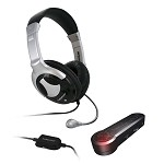 Yapster Blaster Amplified Headset (Black)