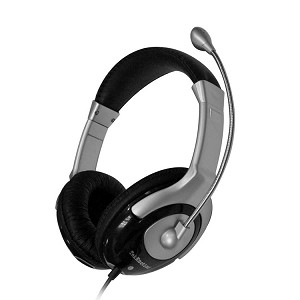 Yapster Stereo Headset (Black)