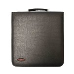 320 CD/DVD Binder Case - Black