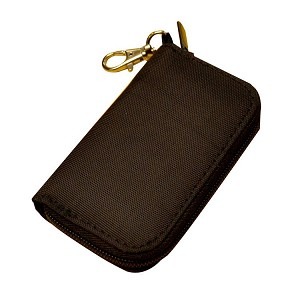 SD Card or DS Game Card Wallet - Black