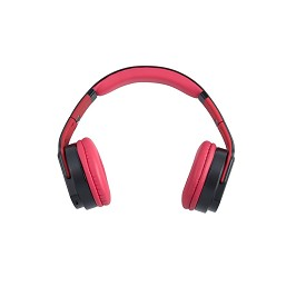 TekNmotion FlipSoundz Bluetooth Headset / Flip out Speaker  -  RED