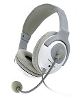 Yapster Stereo Headset (White)