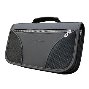 120 CD/DVD Carry Case - Black